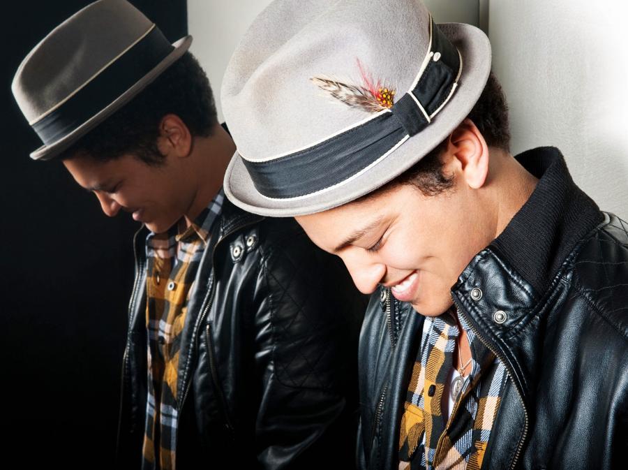 Bruno Mars nagrał drugi album