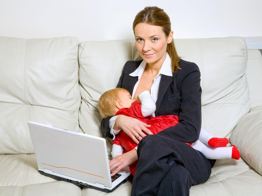 ZUS umorzy składki matek, które prowadziły działalność gospodarczą.