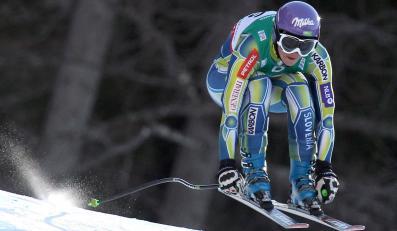 Tina Maze ze Słowenii