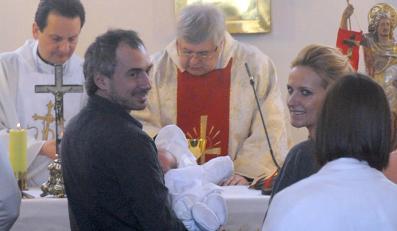 W Wielką Niedzielę odbył się chrzest syna Patrycji Markowskiej