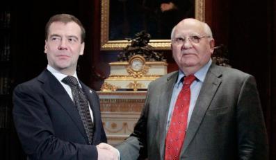 Urodziny Gorbaczowa. Order od prezydenta, życzenia od premiera