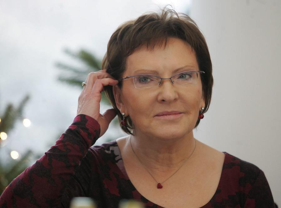 Minister Kopacz ratowała kobietę w środku miasta