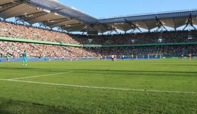 Legia pokonała Wisłę 2:0