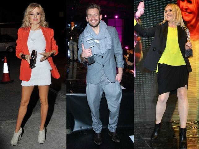 Oskary Fashion 2011: zobacz najlepiej ubranych ludzi show-biznesu!
