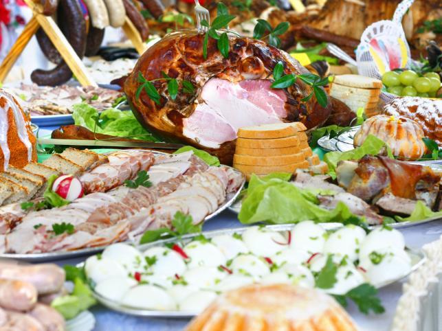 Tradycyjne potrawy na wielkanocnym stole