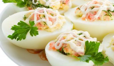 Wielkanocne jajka na cztery sposoby