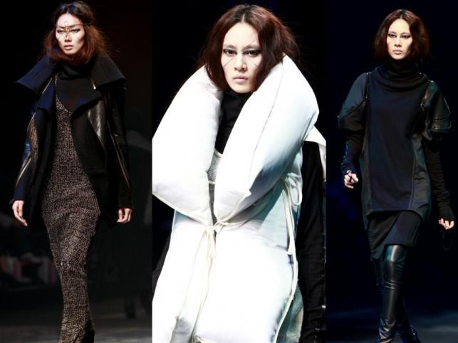 South Korea Fashion Week - kwiecień 2011