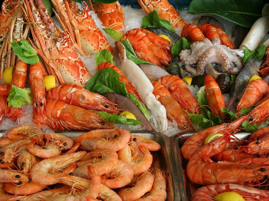 6 sposobów na frutti di mare