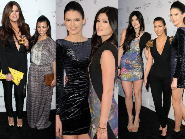 Kardashianowie - to oni rządzą w showbiznesie!