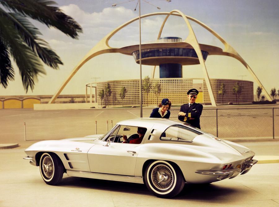 1963 Chevrolet Corvette Sting Ray