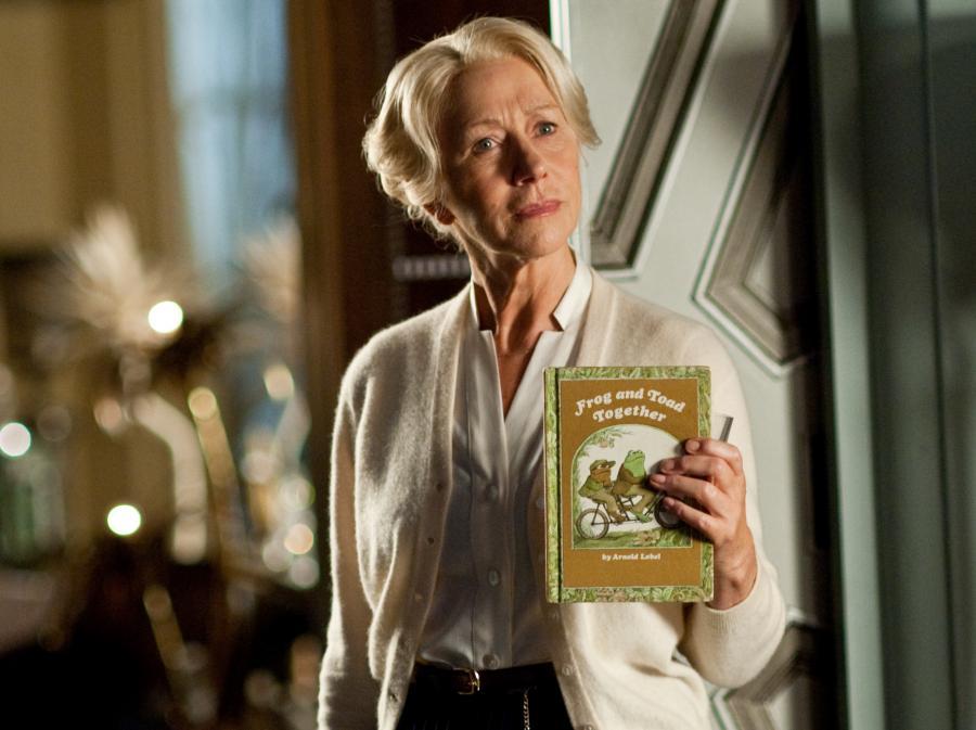 Helen Mirren w komedii \