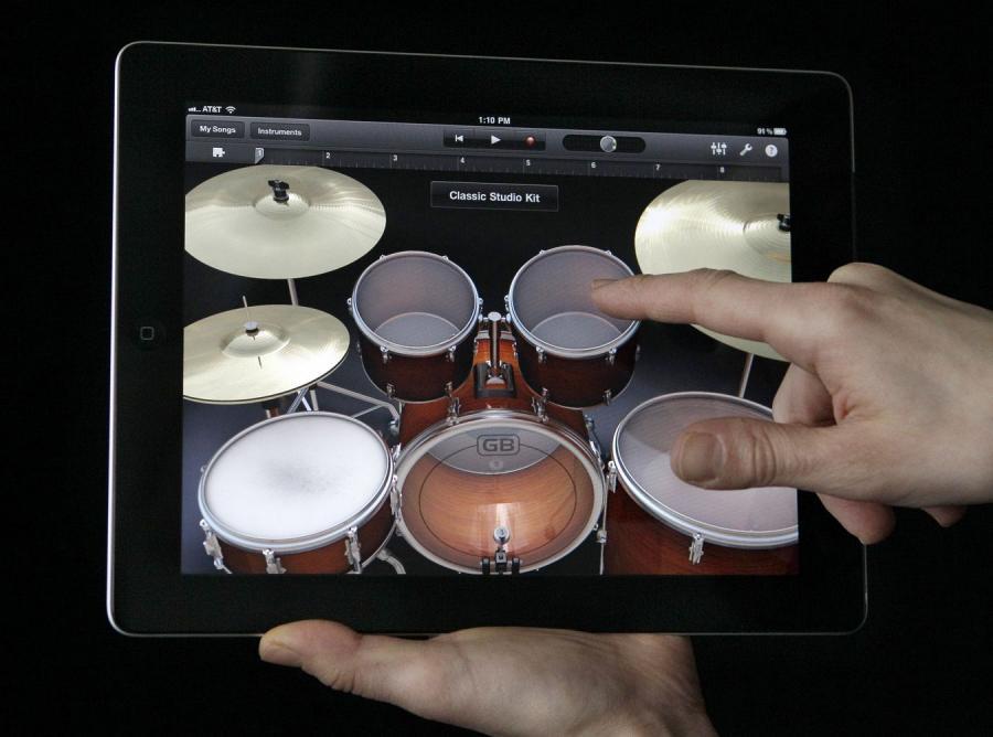 Na iPadzie można nie tylko grać. Można też wydawać własne gazety