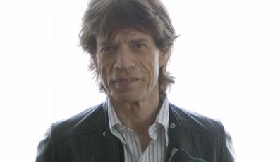 Mick Jagger nic nie kręci