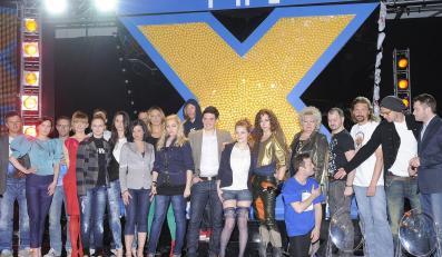 "Uczestnicy ""X Factor"""