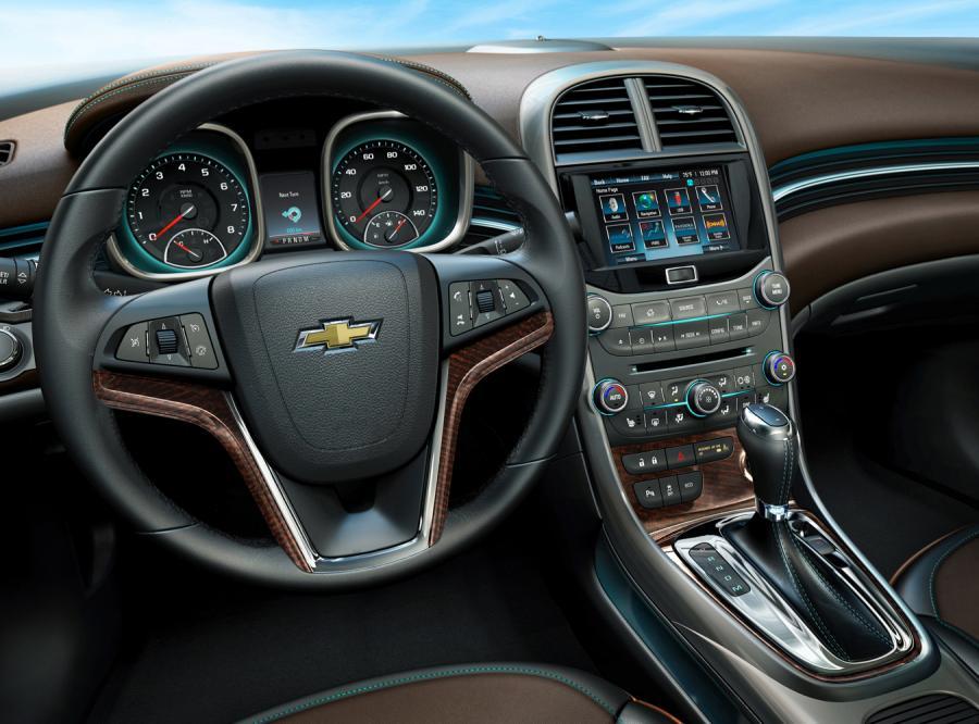 Malibu, czyli wielki Chevrolet w Europie