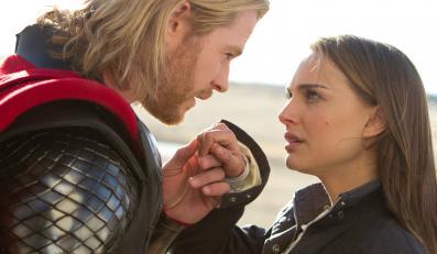 """Thor"" –Chris Hemsworth i Natalie Portman"