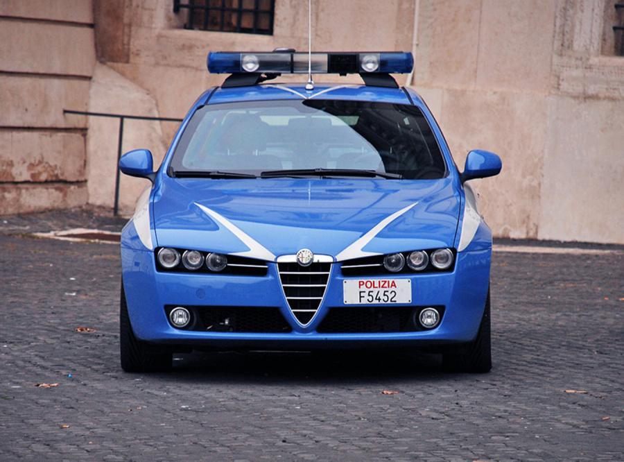 Polizia z Włoch