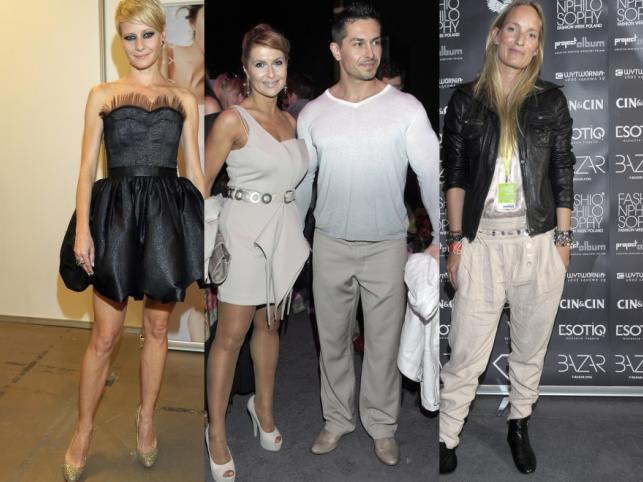 Gwiazdy na Fashion Week Poland
