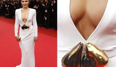 Najseksowniejsza kreacja w Cannes?
