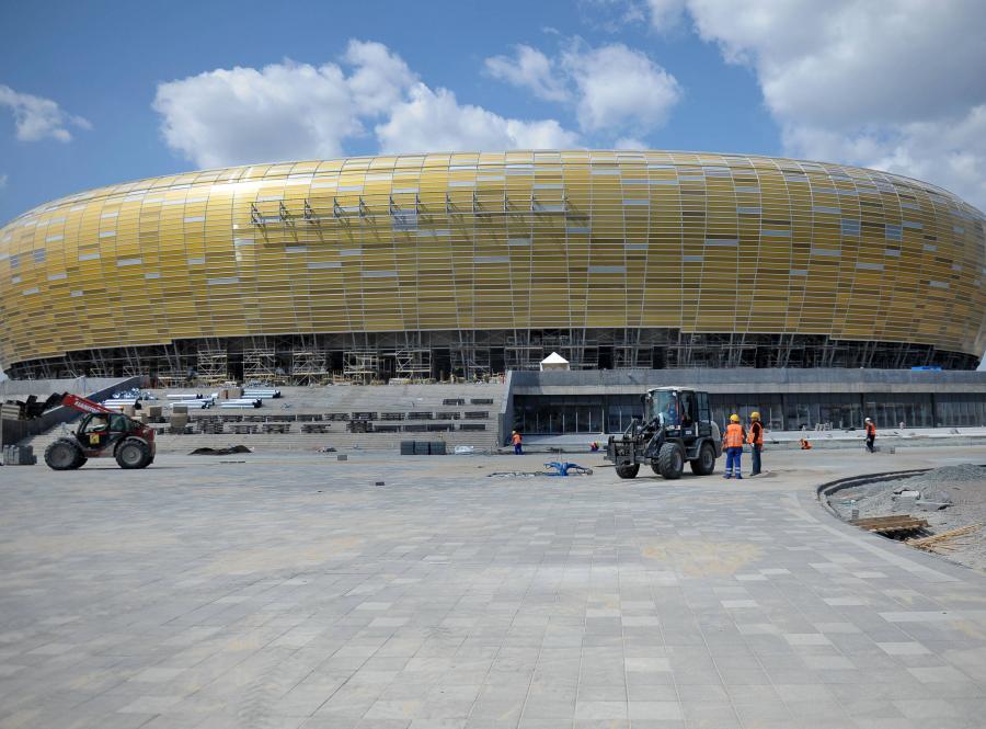 Polska nie zagra z Francją na stadionie w Gdańsku