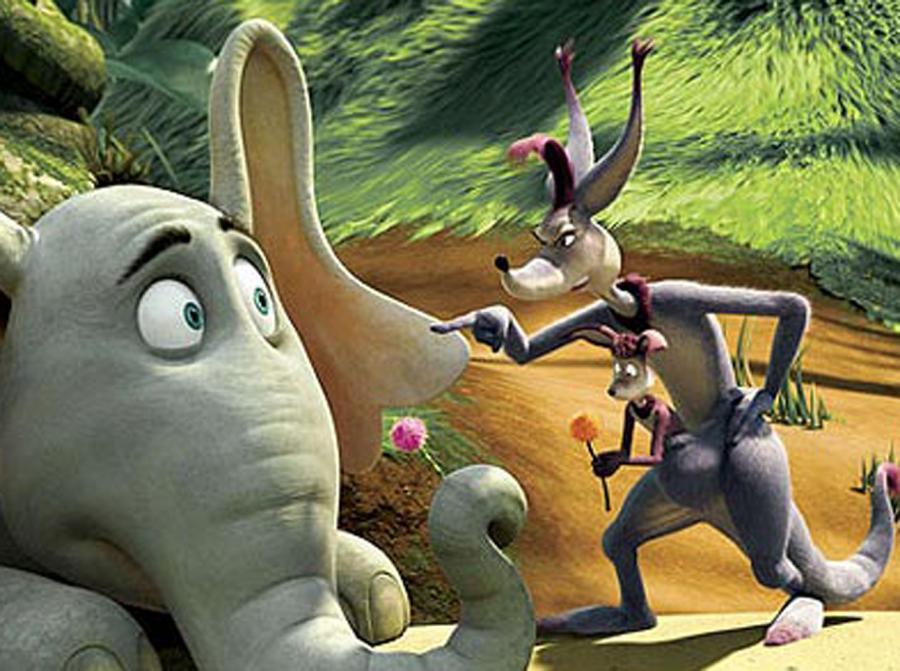 Horton słyszy ktosia - animacja dla dzieci w kazdym wieku od 11 kwietnia w kinach