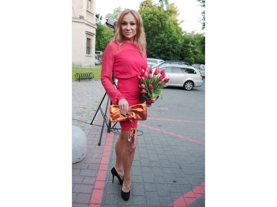 """Sonia Bohosiewicz na gali """"Kobieta roku Glamour"""""""