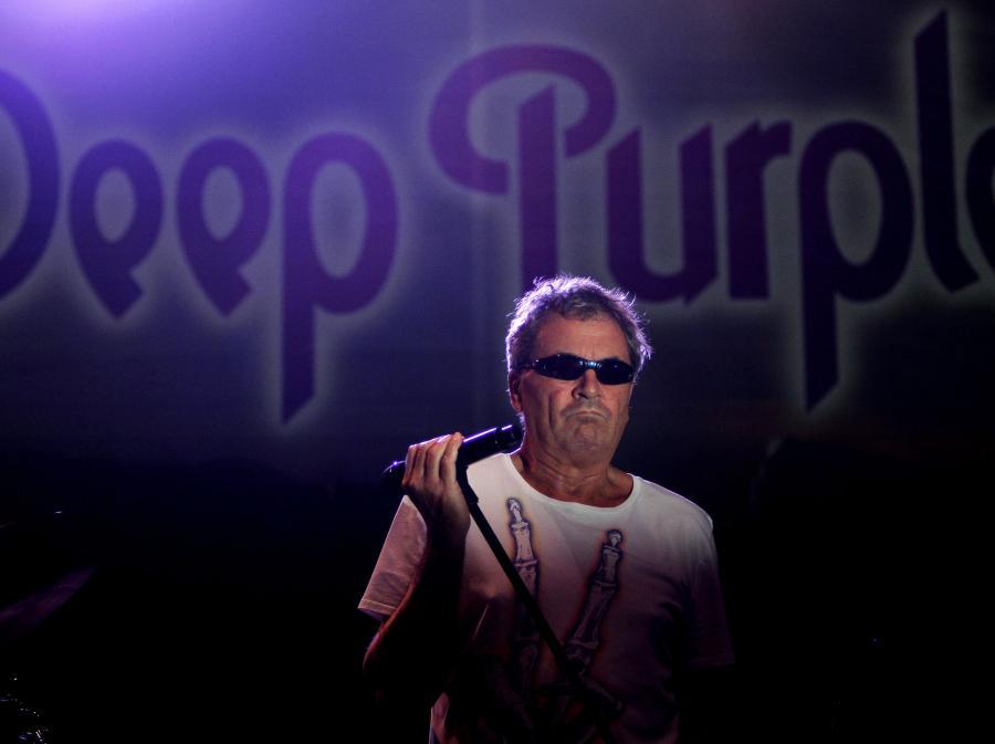 Deep Purple znów w Polsce