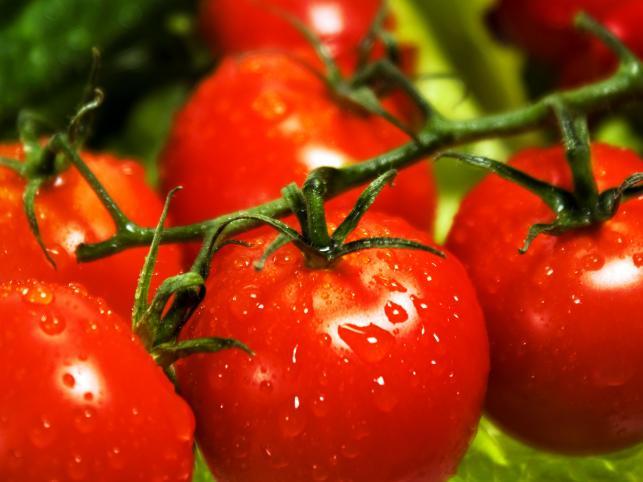 6. Pomidory