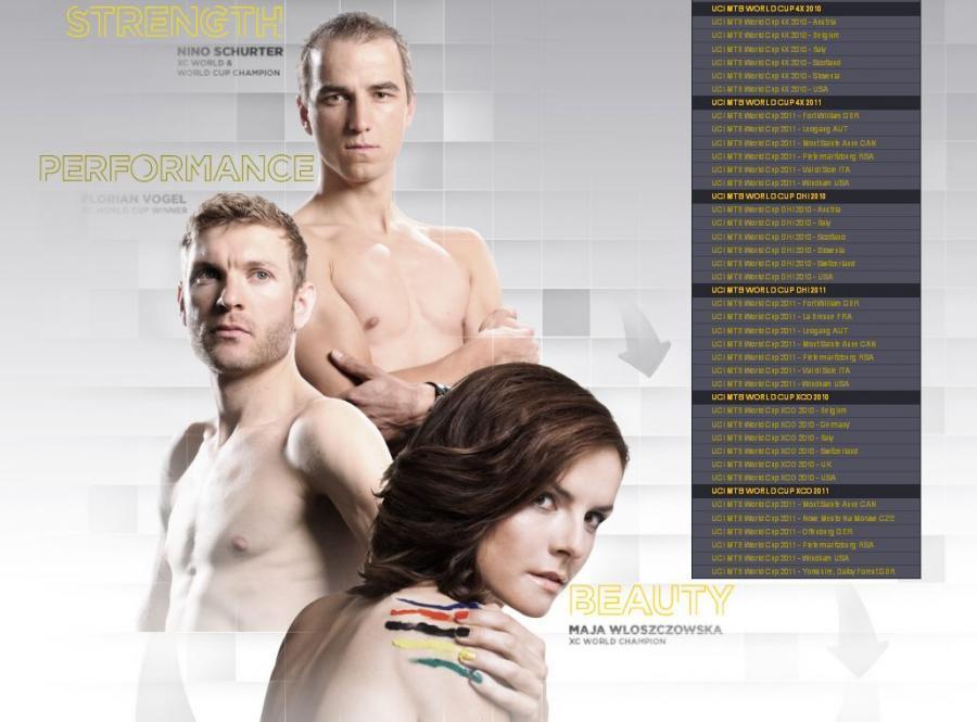 Maja Włoszczowska w najnowszej reklamie Scotta
