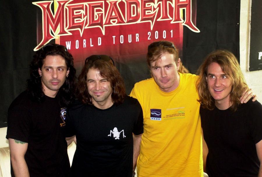 Megadeth ma nowego wroga