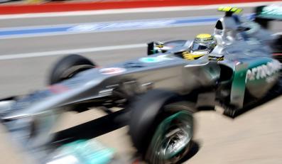 Formuła1 - wstrzymano wyścig