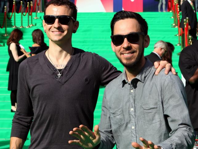 Muzycy Linkin Park