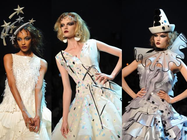 Kolekcja Billa Gayttena dla Christiana Diora na jesień - zimę 2011/2012