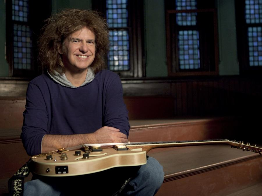 Gitarowy asceta Pat Metheny