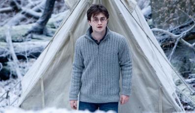 Daniela Radcliffe jako Harry Potter