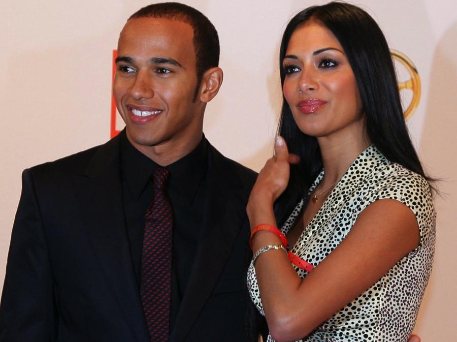 Nicole Scherzinger i Lewis Hamilton zaprzeczają