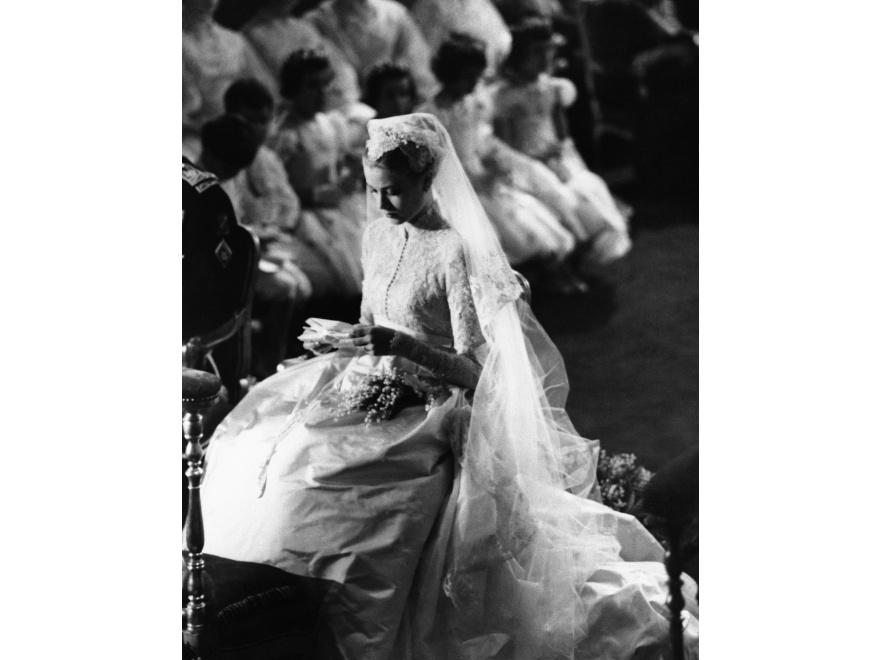 cc3cf2cee5 Zdjęcia  Ta biel zmieniła świat - suknie ślubne wszech czasów ...