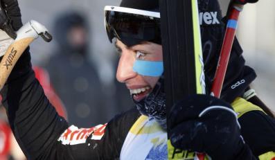 Justyna Kowalczyk wreszcie na śniegu
