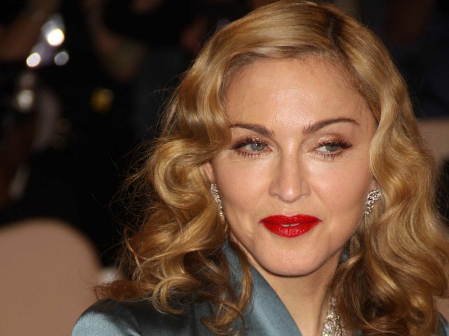 Królewski romans Madonny w Wenecji