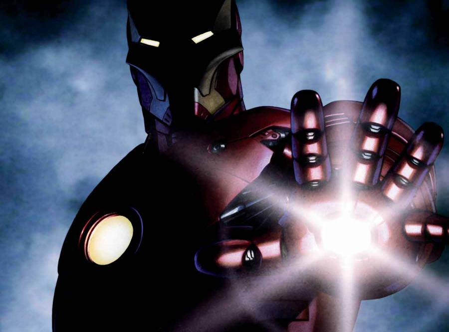 """Iron Man"" już w kinach"