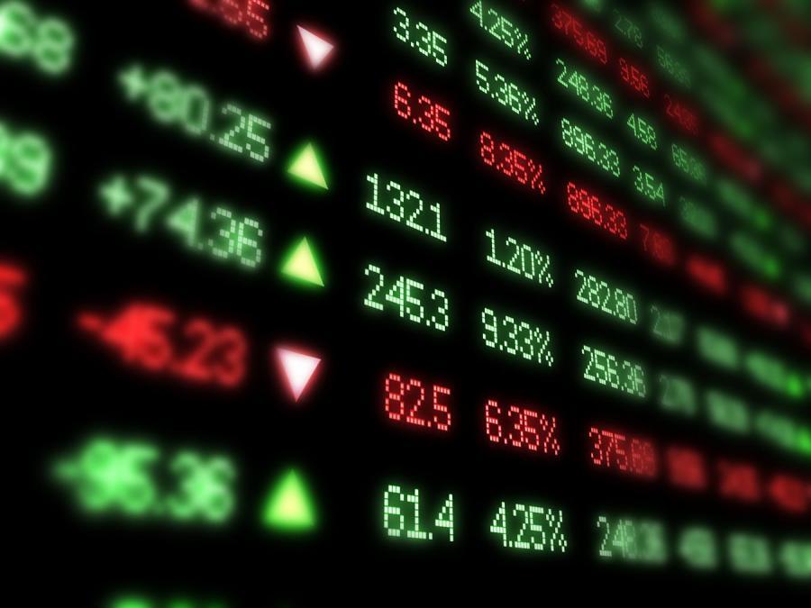 Notwania na giełdzie