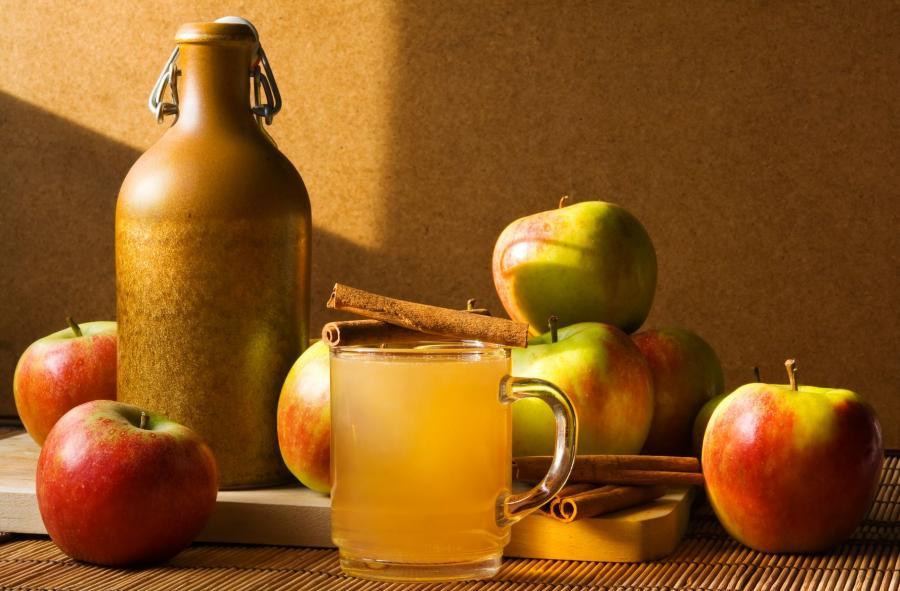 Cydr to orzeźwiający napój znany od starożytności.