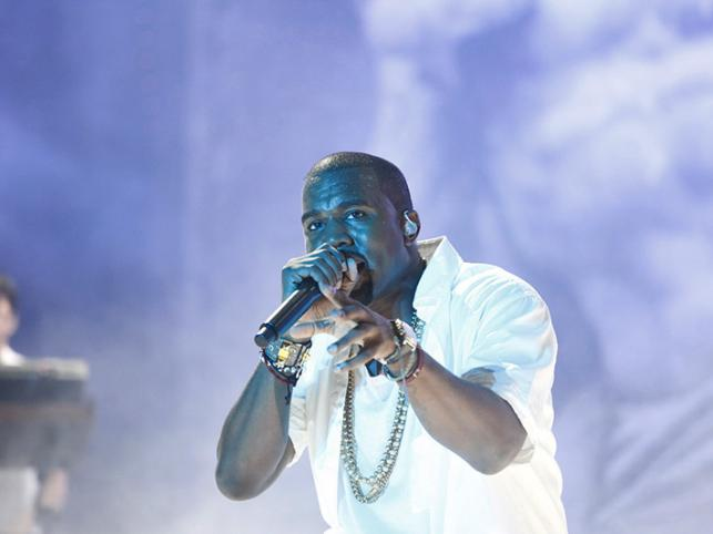 """6. Kanye West (feat. Jamie Foxx) – """"Gold Digger"""""""