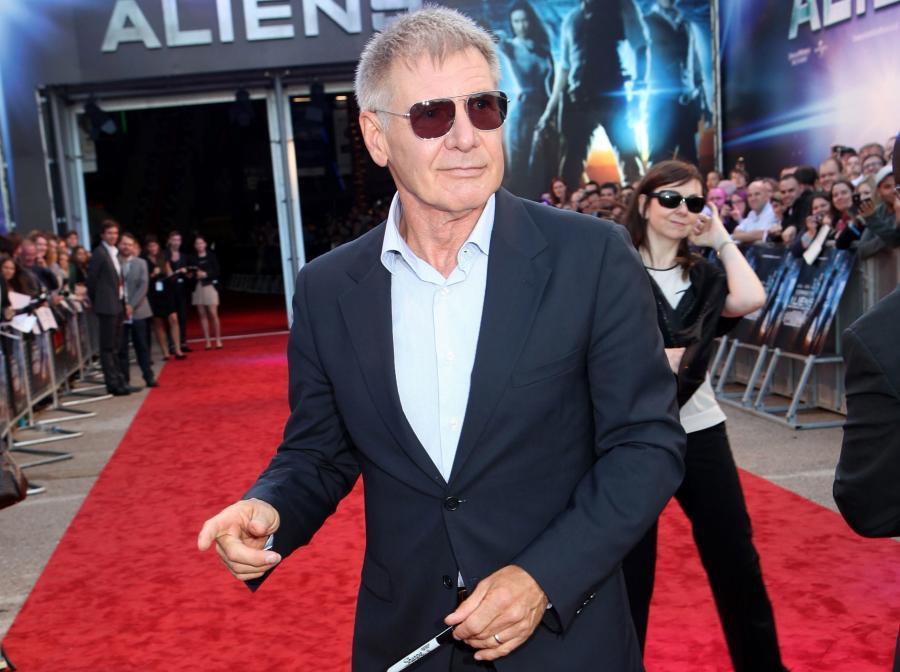 Harrison Ford gwiazdą Bollywoodu?