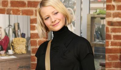Małgorzata Kożuchowska tym razem w roli mamy Polki