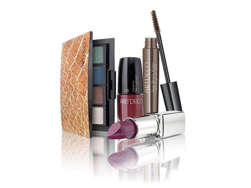 Artdeco Wild At Heart - klekcja kosmetyków do makijażu na sezon jesień 2011