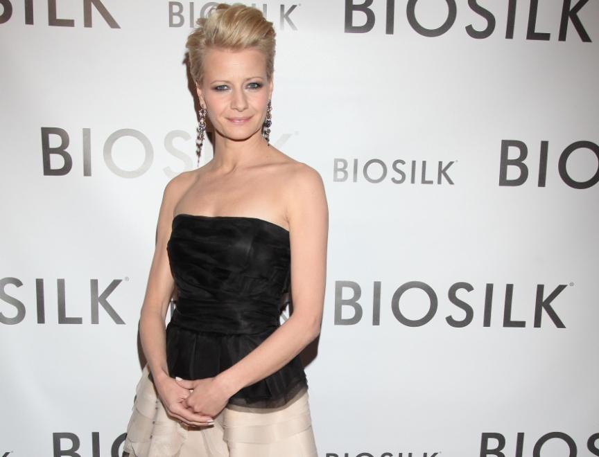 Małgorzata Kożuchowska jest pierwszą polską ambasadorką marki BioSilk.