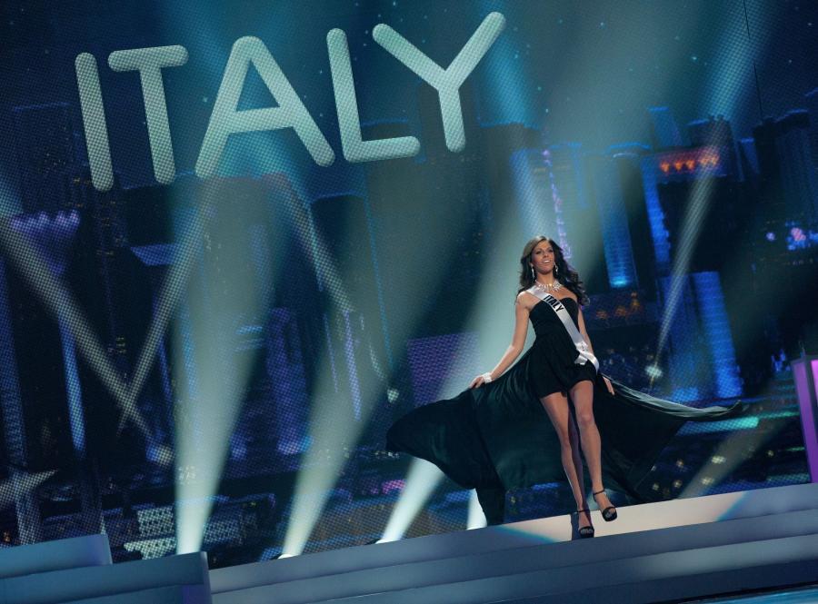 Miss Wloch 2011, Elisa Torrini