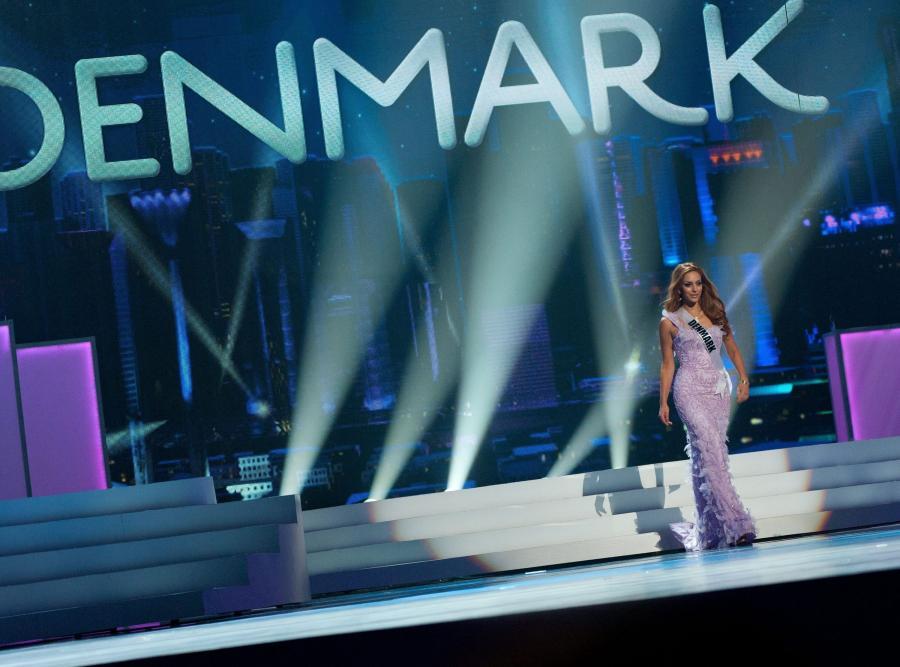 Miss Danii 2011, Sandra Amer