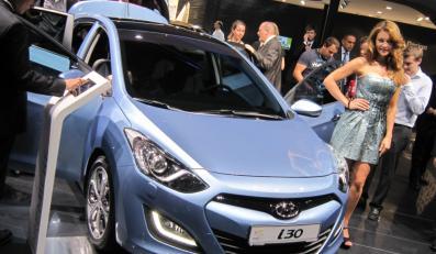Hyundai przywiązuje do siebie kierowców